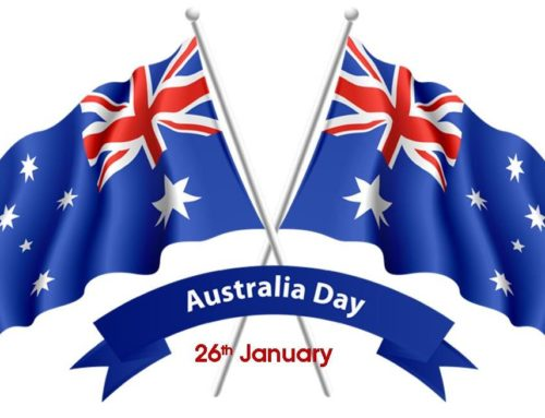 Australia Day Holiday