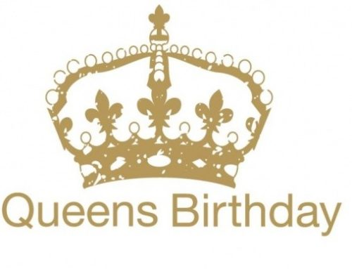 Queen's Birthday Holiday 2020